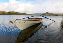 Pulling Boats