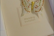 DESIGN: Rhode Island / Wedding stationery featuring butterflies