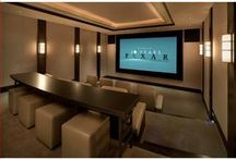 Media / Movie Theater Rooms