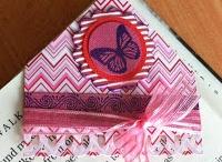 Corner bookmarks / by Violeta Salazar