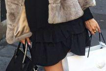 Faux Fur coats jackets