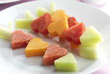 Gluten-Free Vegan Valentines / Healthy gluten-free vegan treats for Valentine's Day!