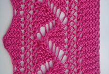 Knit Lace Edges