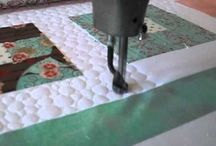 free motion quilting ideas / quilting