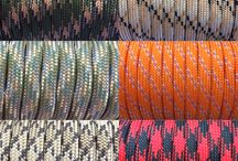 Cores paracord 550 III