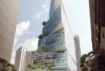 Architecture x High Rise / Capitalize