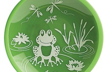 Tempered Glass and Silicone Dishware