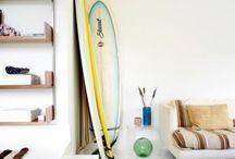 beach room inspiratie