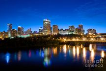 Edmonton My Beautiful Hometown  / by Connie Goble