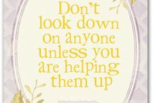 Quotes / by Amanda Dia