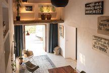Intérieur maison ⛩ / Espace et mobilier