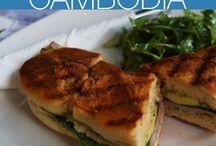 Food Around the World / Restaurants around the world, plus recipes based on cuisine around the world.