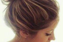 bli ny på håret