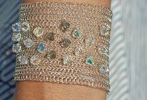 Jewelry wired - ювелирные работы из проволоки / Ювелирные изделия из проволоки.