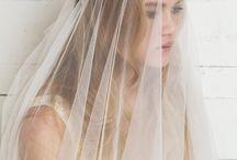ベール l Veils / 花嫁には欠かせないベール。ベールがよりロマンティックは花嫁にしてくれます!Veils for wedding dresses