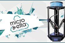 Visuel(s) stage eMotion Tech / Réalisations de travaux graphiques pour la start-up eMotion Tech (concepteur d'imprimantes 3D) : www.reprap-france.com