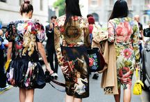 STREET STYLE OUTFITS / LOOKS DE FASHION WEEKS, STREET STYLES E MAIS FASHIONS QUE NUNCA...  MOST FASHIONABLE OUTFITS