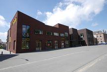 meest energiezuinige school van Nederland / meest energiezuinige school van Nederland ontwerp Andre van de Ven http