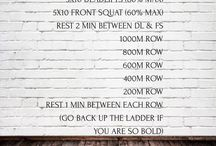 THRYVE Workouts