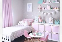 Unicorn Inspired Bedroom for girls