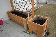 Plantenbak / Plantenbakken