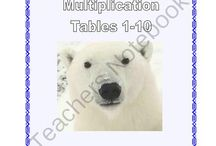Multiplication & Division / by Daryl Smith