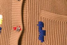 embroidery knitwear