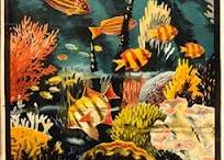 Great Barrier Reef / Posters and Infographic on the environmental issues and plight of the Great Barrier Reef.