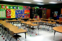 Classroom Set Up Ideas! / by Tomasine Jairrels Lewis
