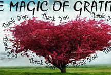 Gratitude  / Thank you / by Andrea Tolman
