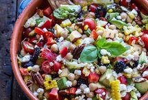 Summer yums! / Healthy summer meals