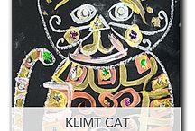 Klimt cats