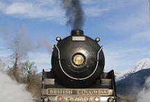 Steam locomotives / by Robert Thompson