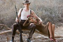 Bonnie & Clyde / by Emma Sanchez Salcido