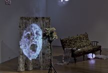 Videoarte Tony Oursler