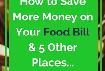 Best Budget Tips / Budget tips for how to save money, live frugally and happily, and achieve financial independence!