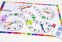 Counting Games for Preschoolers