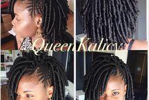 soft dread crochet braids