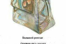 kabelky šití