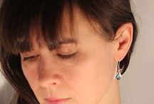 Earrings / Earrings made at FROLOV&Ekaterina of silver, gold, pearls, precious stones and gems