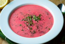 Kuchna - potrawy - zupy