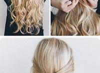 Photoshoot Hairstyles