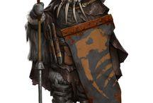 post apocalyptic worior