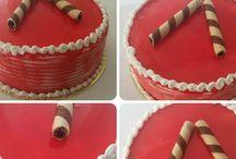 Glse brillante tortas
