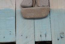 our pebble art
