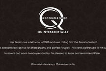 Quintessentially recommended photographer / by Peter Lane Photography Ltd.