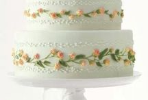 Decorated cakes /