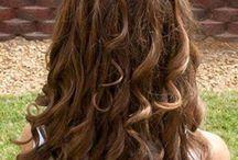 penteados de comunhao