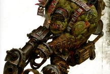 Orks'nd Orc : Rolla !