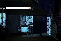 Bing Halloween / backgrounds